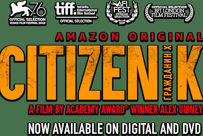 Citizen K: Synopsis | Greenwich Entertainment