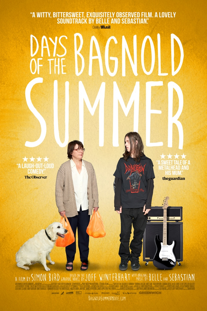 Poster image for Days of the Bagnold Summer