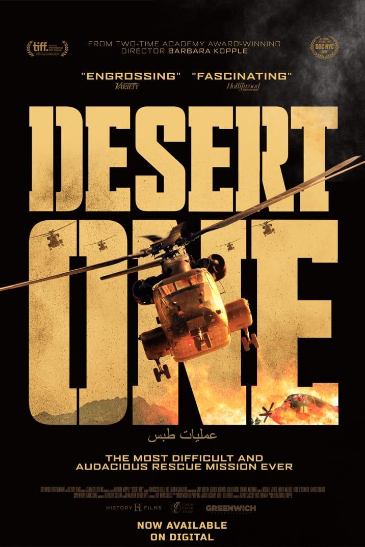 Poster image for Desert One