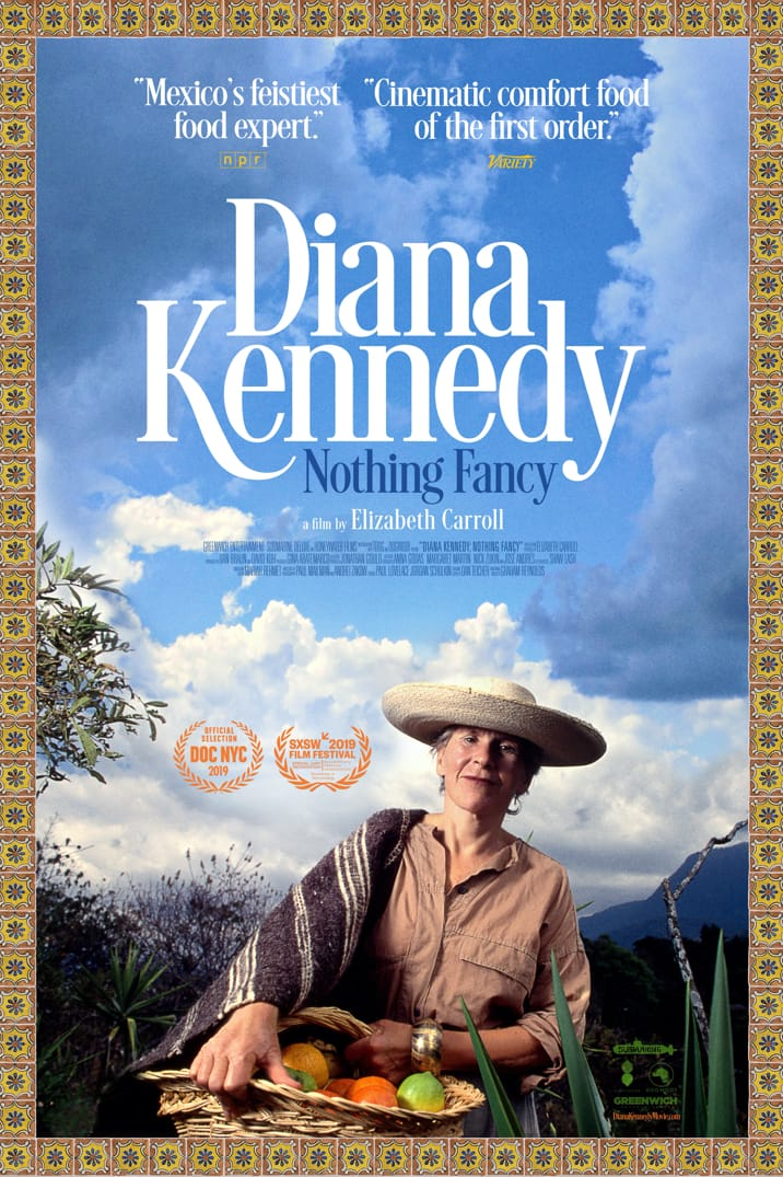 Poster image for Diana Kennedy: Nothing Fancy