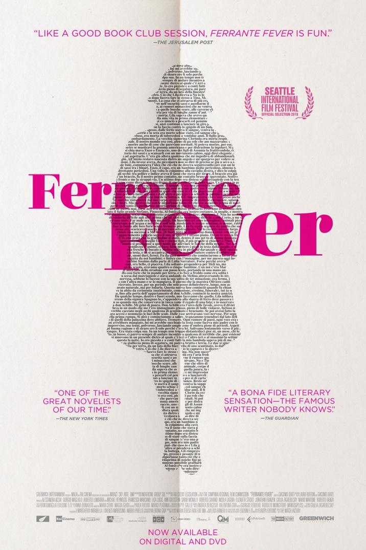 Poster for Ferrante Fever