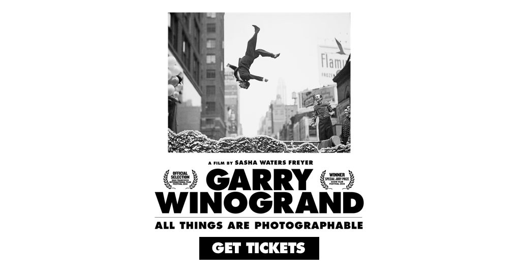 Garry Winogrand: All Things Are Photographable | Greenwich Entertainment