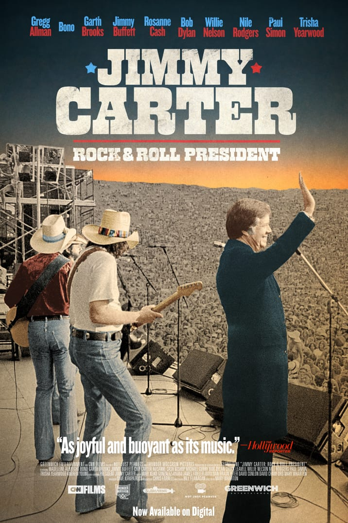 Poster image for Jimmy Carter: Rock & Roll President