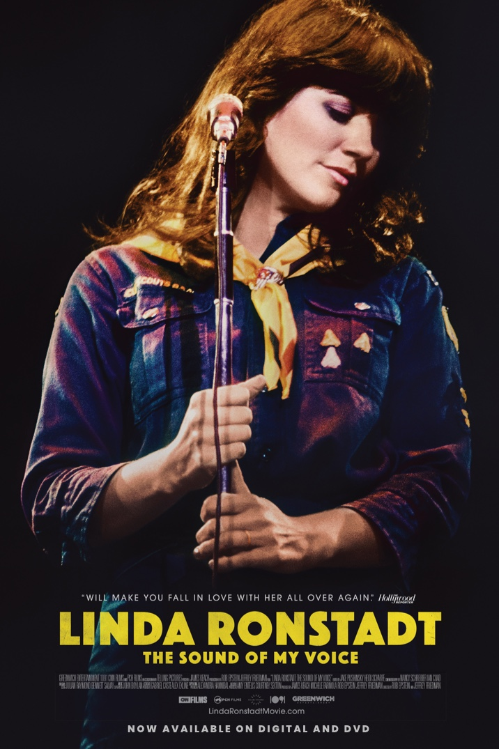 Poster image for Linda Ronstadt: The Sound of My Voice
