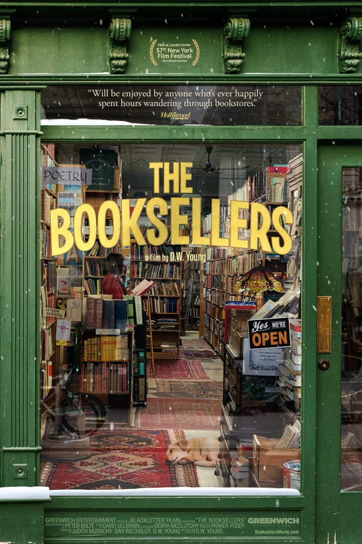 Poster image for The Booksellers