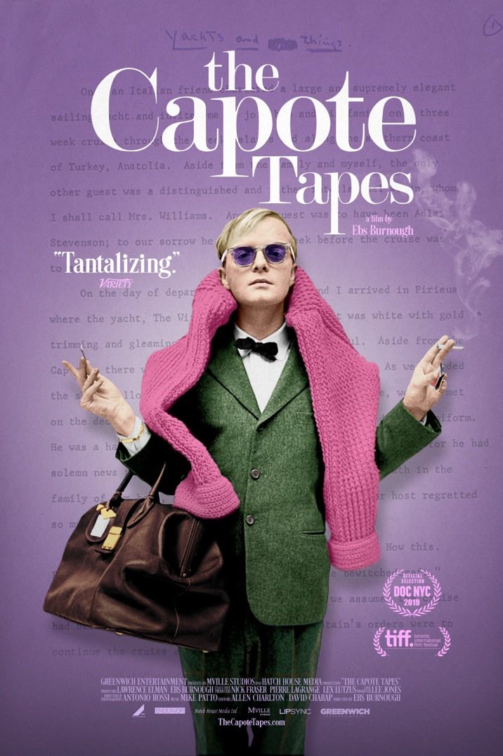Poster image for The Capote Tapes
