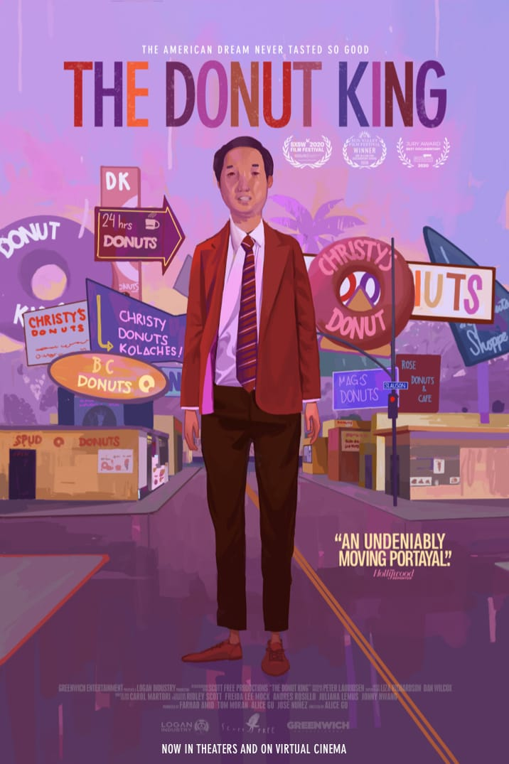 Poster image for The Donut King
