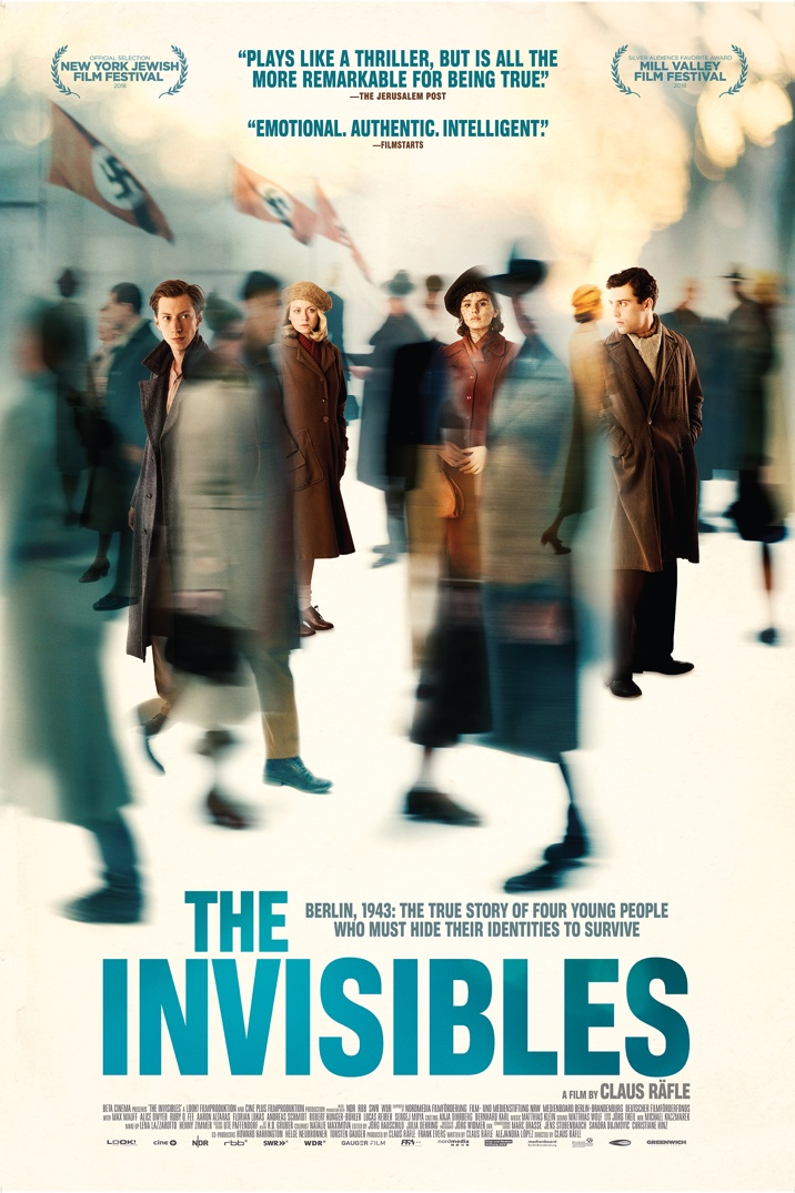 Poster for The Invisibles