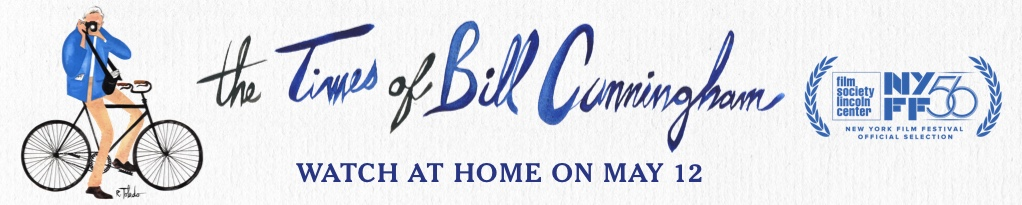 Poster image for The Times of Bill Cunningham