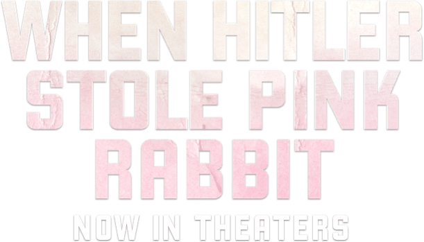 Title or logo for When Hitler Stole Pink Rabbit