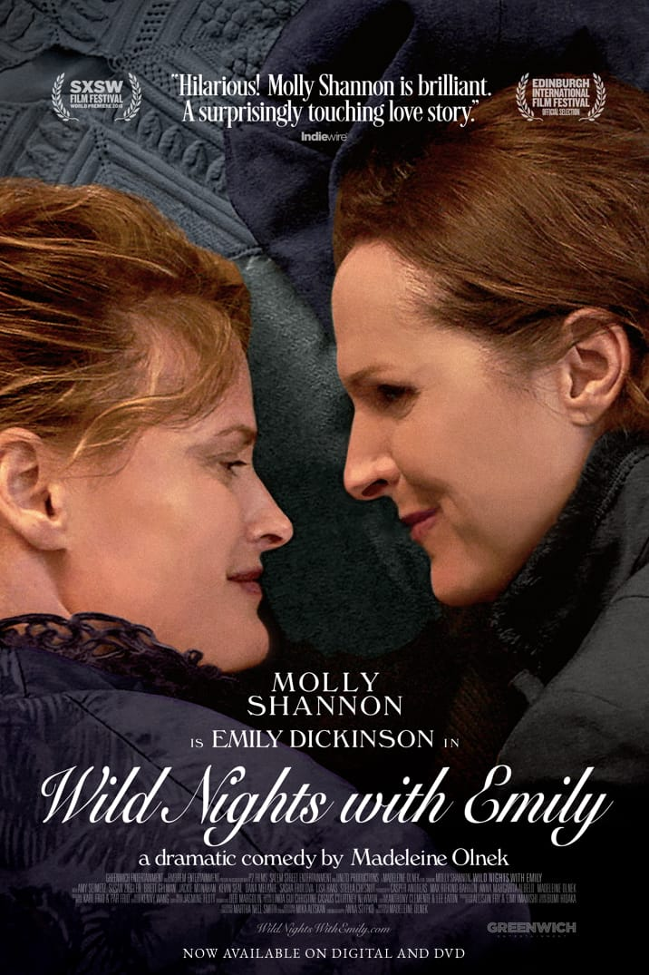 Poster image for Wild Nights With Emily