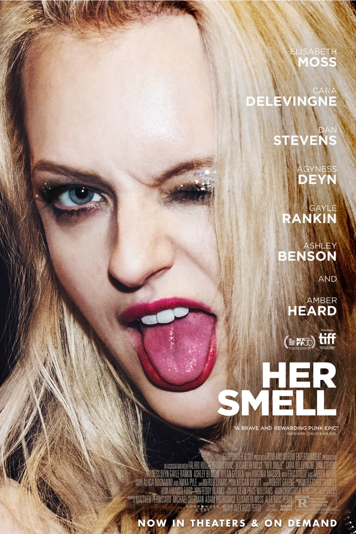 Poster for Her Smell