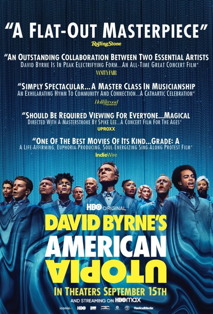 American Utopia poster