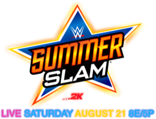 Title or logo for WWE SummerSlam