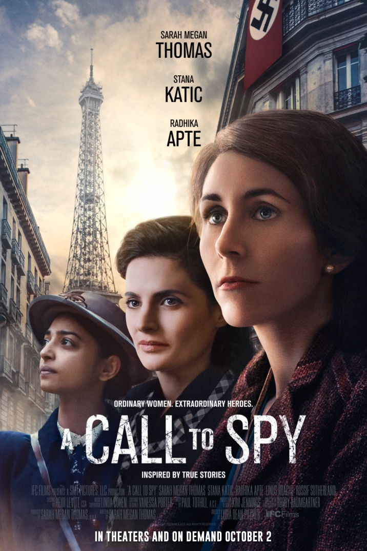 Poster image for A Call to Spy