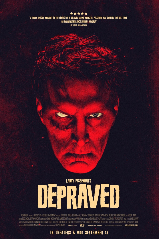 Poster image for Depraved