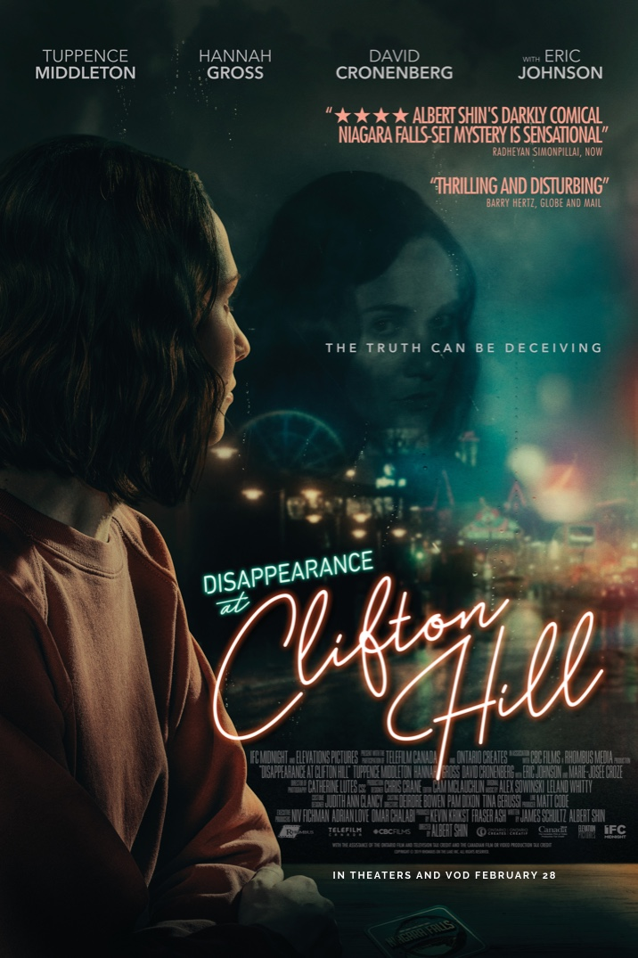 Poster image for Disappearance at Clifton Hill
