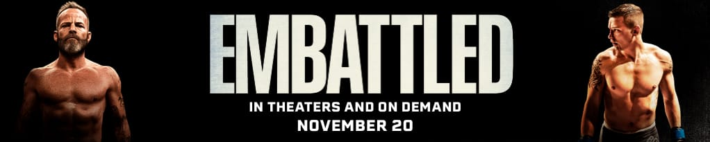Poster image for Embattled