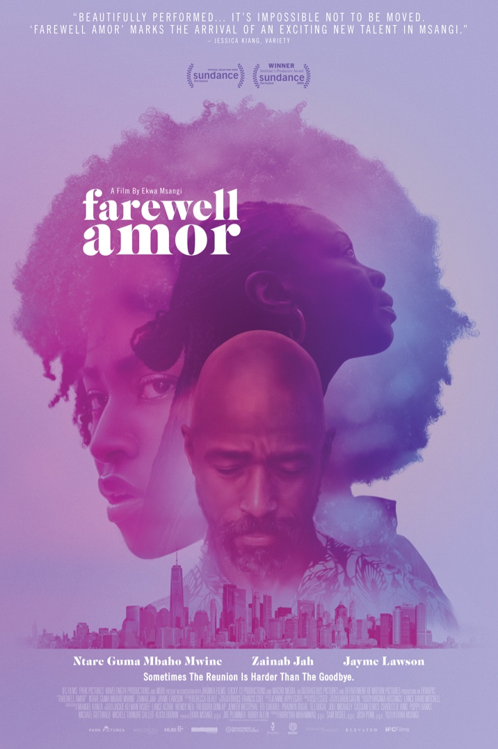 Poster image for Farewell Amor