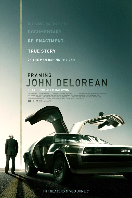 Poster for Framing John DeLorean