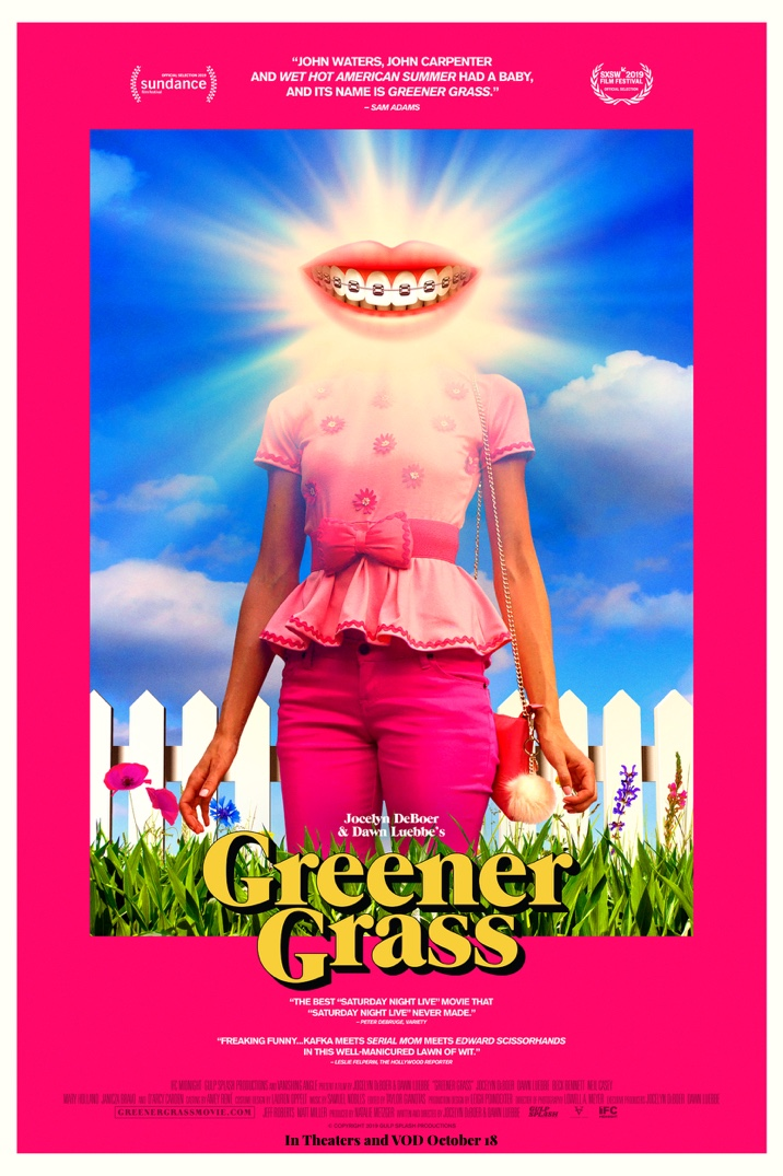 Poster image for Greener Grass