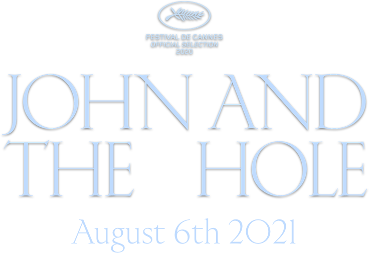 Title or logo for John and the Hole