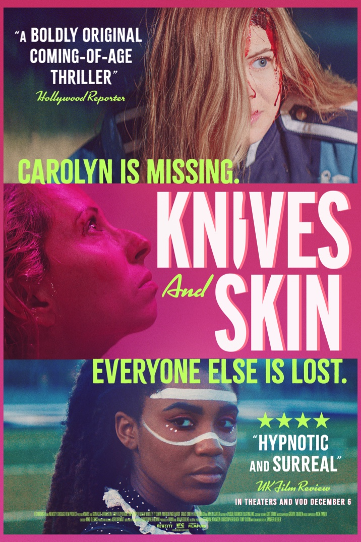 Poster image for Knives And Skin