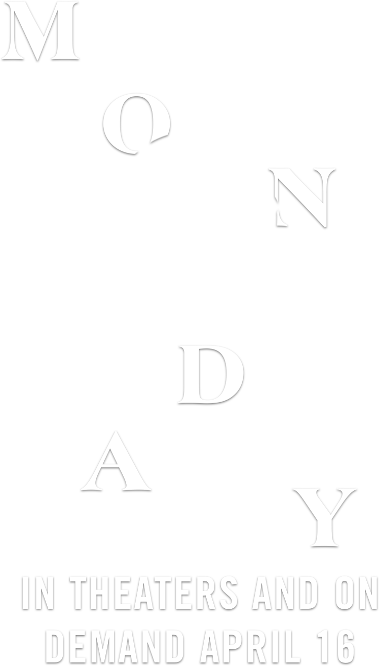 Title or logo for Monday