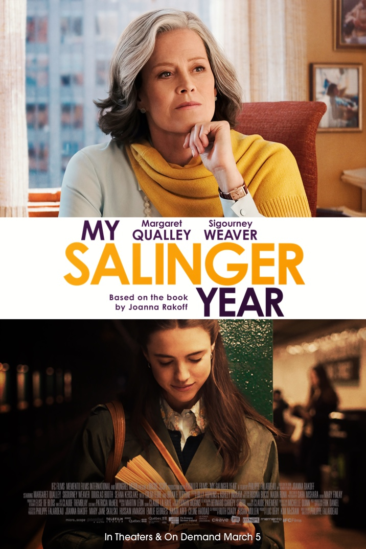 Poster image for My Salinger Year