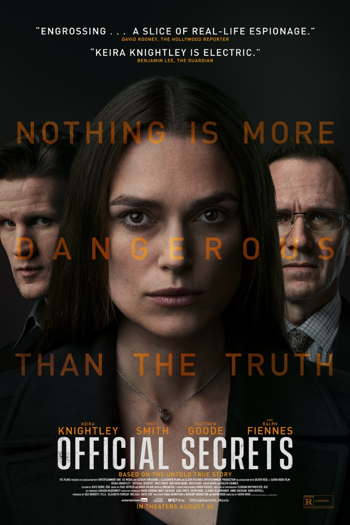 Poster image for Official Secrets