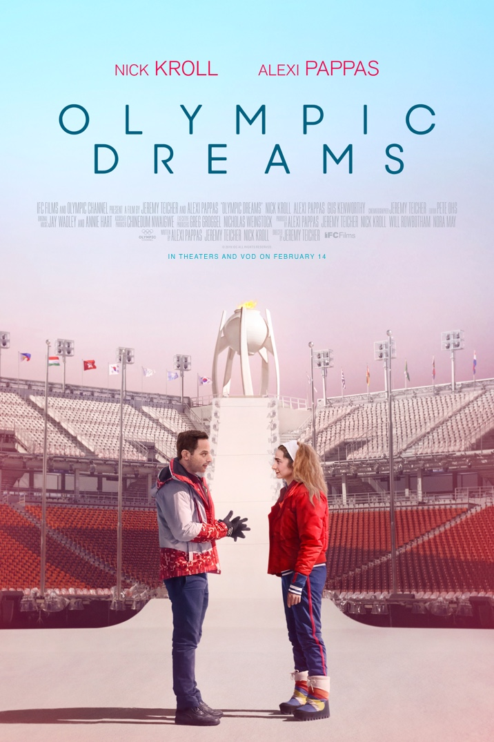 Poster image for Olympic Dreams