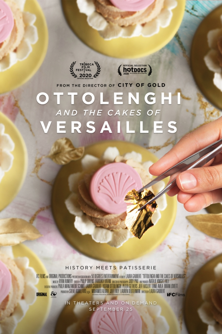 Poster image for Ottolenghi and the Cakes of Versailles