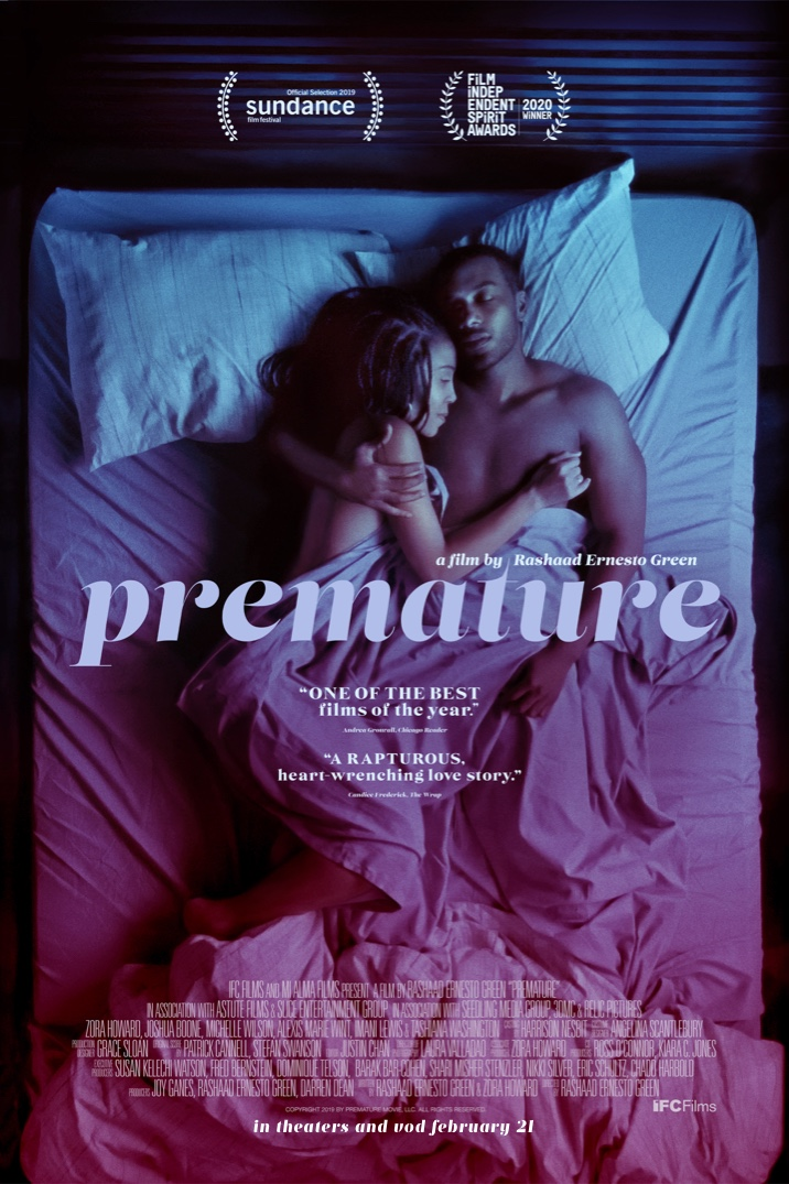 Poster image for Premature