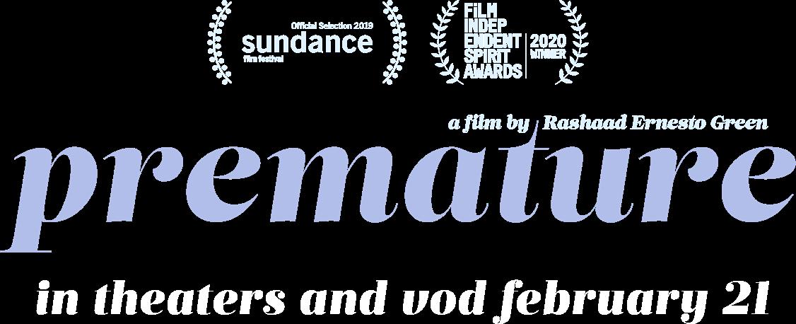 Premature: Synopsis | IFC Films