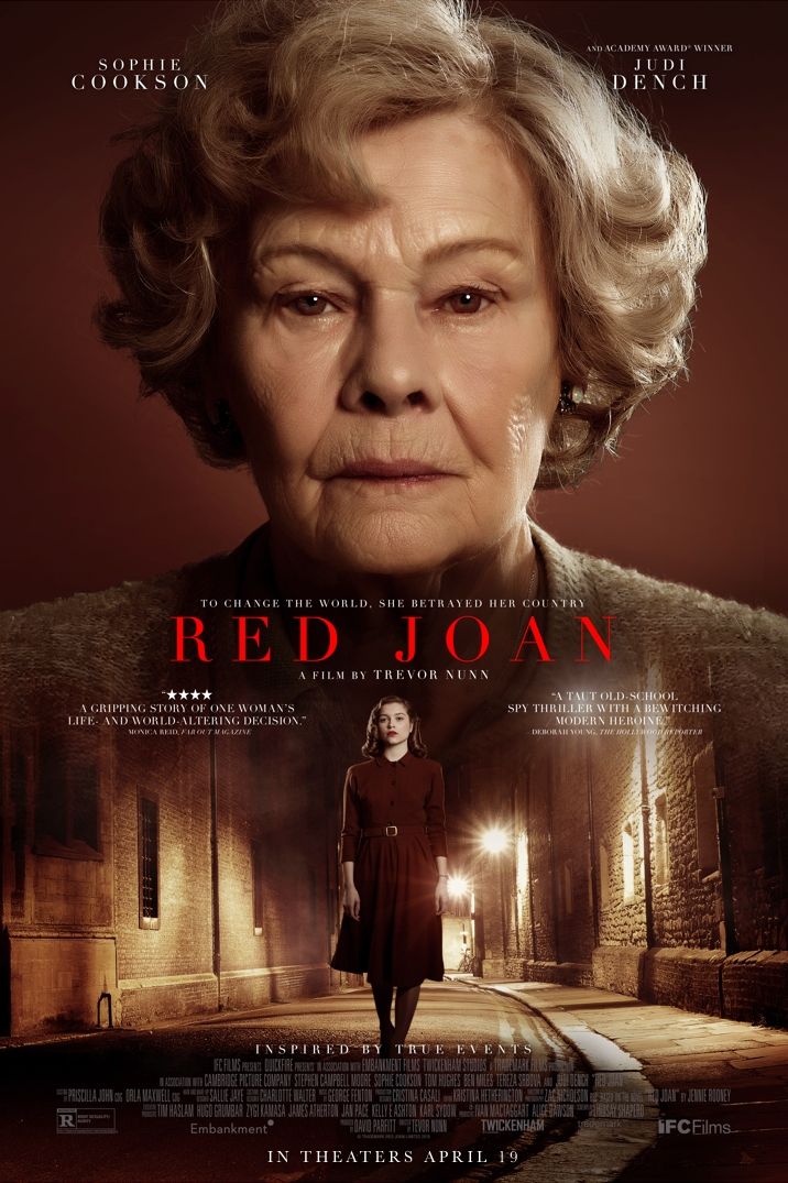 Poster for Red Joan