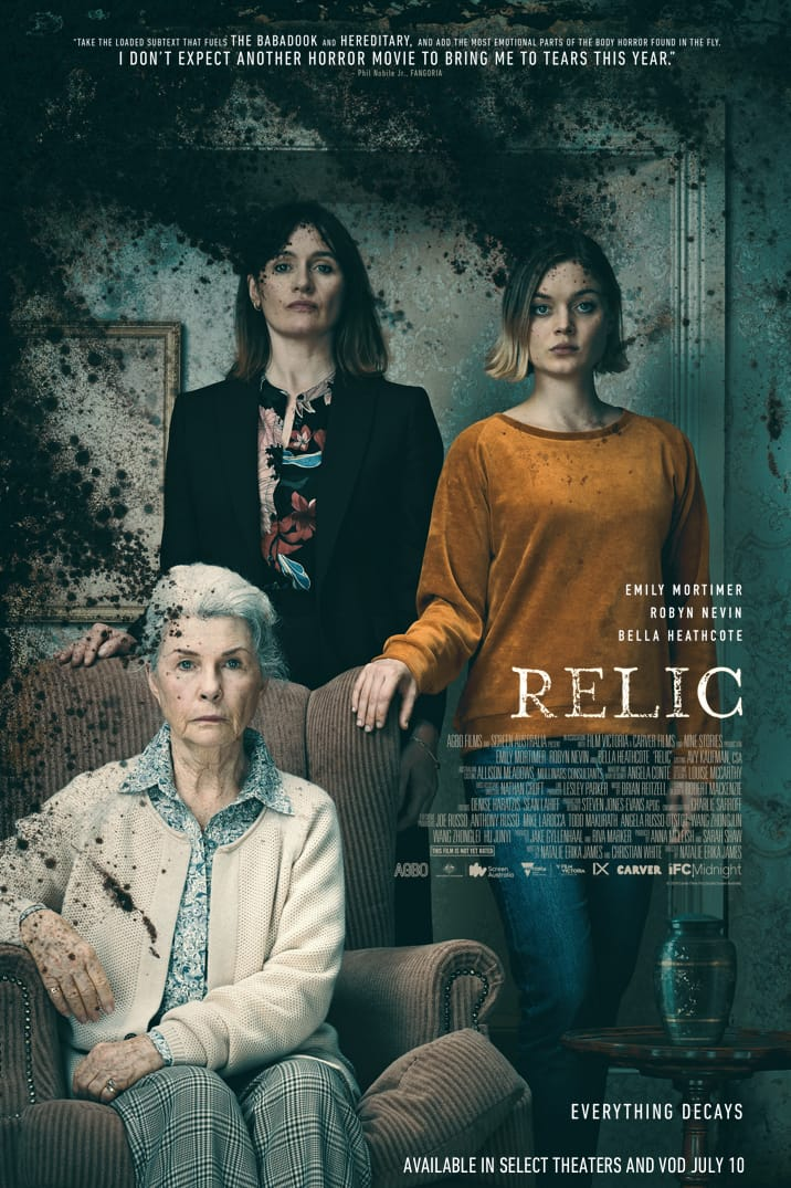 Poster image for Relic