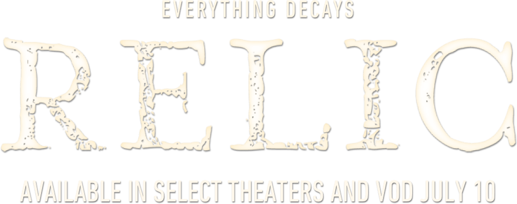 Relic: Synopsis | IFC Films