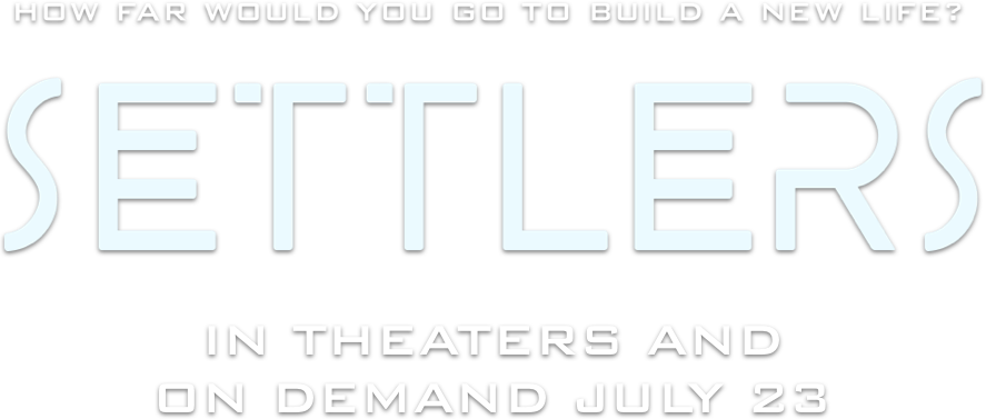 Title or logo for Settlers