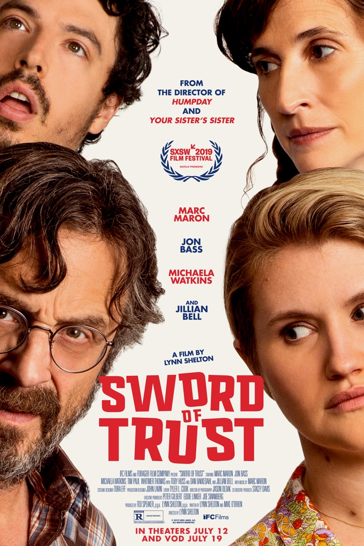 Poster for Sword of Trust