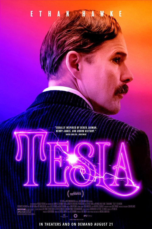 Poster image for Tesla
