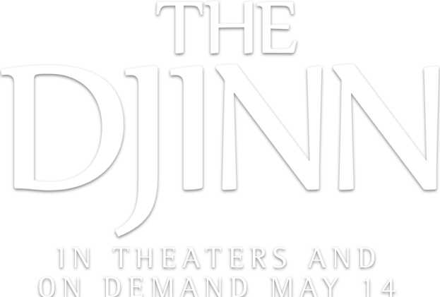 Title or logo for The Djinn