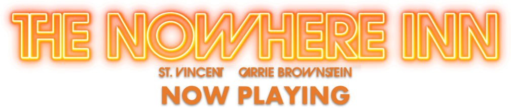 Title or logo for The Nowhere Inn