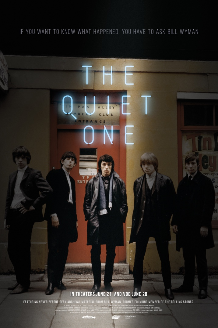 Poster for The Quiet One