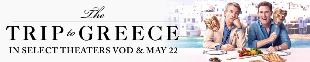 Poster image for The Trip To Greece