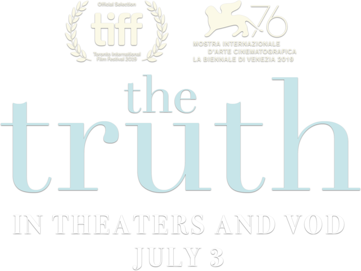 The Truth: Synopsis | IFC Films