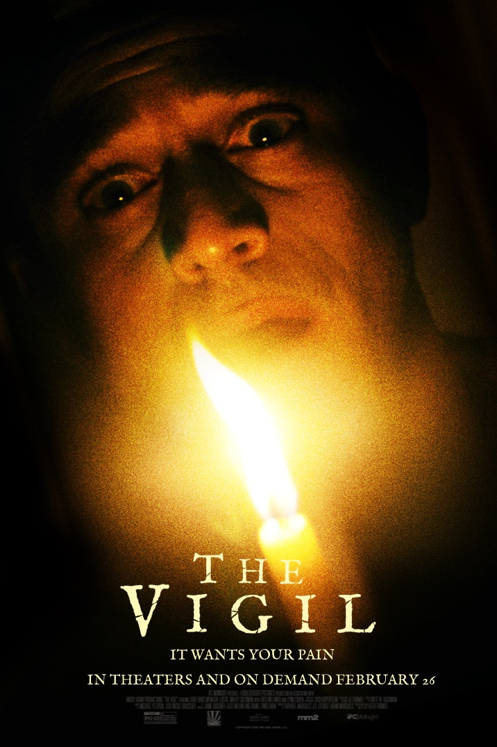 Poster image for The Vigil