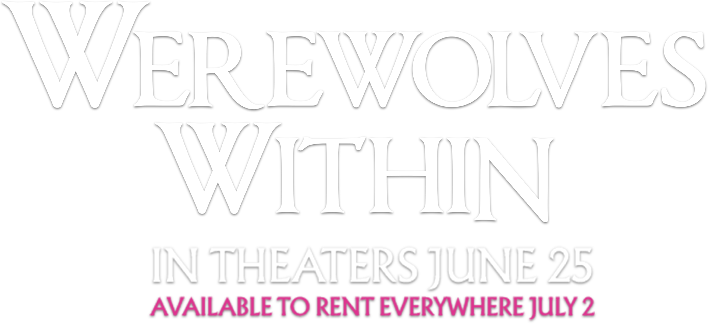 Title or logo for Werewolves Within