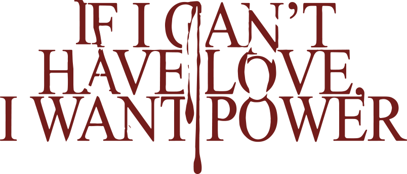 Title or logo for IMAX: Halsey presents If I Can't Have Love, I Want Power