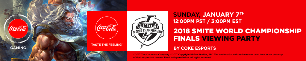 2018 SMITE World Championship Finals