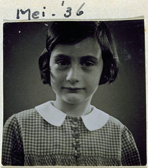 Anne Frank 1936